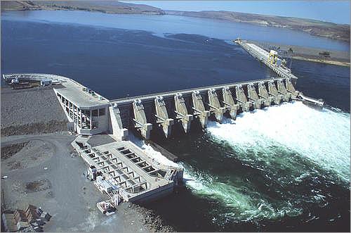 Hydropower Station