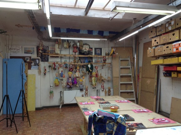 Photo 2 of Workshop - See all the puppets?
