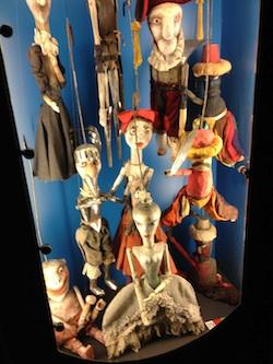 Drak Marionettes