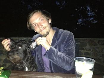 Tom & Frida At Night!