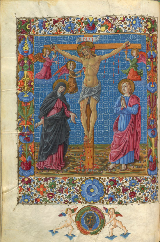 pierpont latin singles Get this from a library breviary single leaf (ms m102118) [otto f ege paul mellon pierpont morgan library.