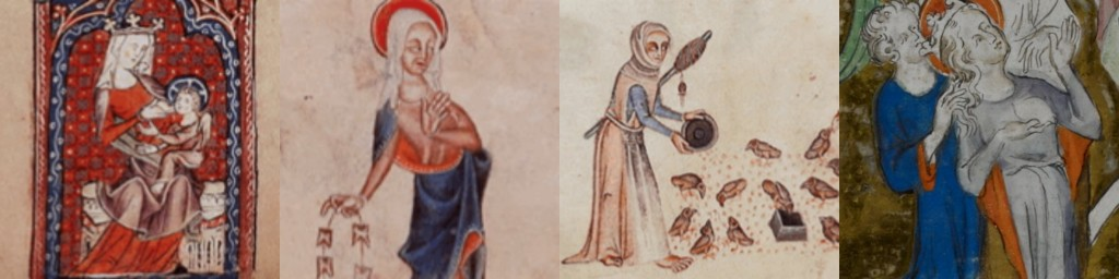 Women, Fashion, and the Middle Ages
