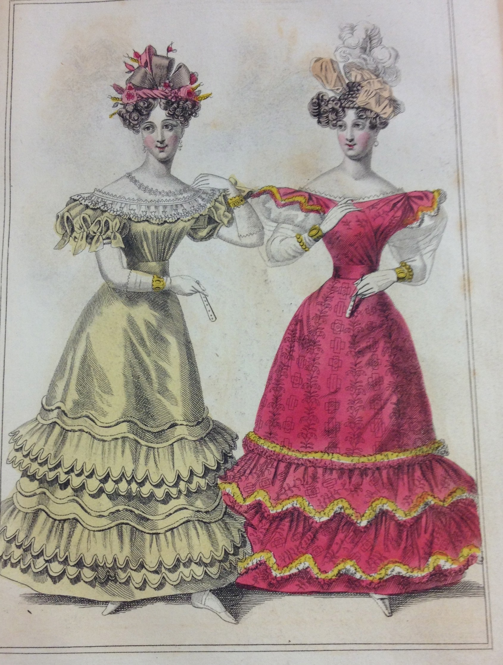 a9fc8b23b2e Museums and Culture - Queens College Fashion Collection  1830s White ...