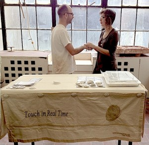 Touch in Real Time
