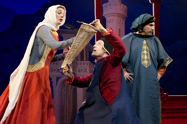 medieval drama Medieval drama, which flourished in the 15th century and paved the way for the great elizabethian theatre, developed out of liturgical cerimonies it is in the church, in fact, and in its rituals .