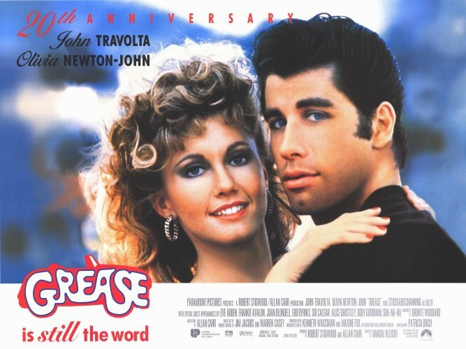 film review grease 1978 � seminar one arts in new york