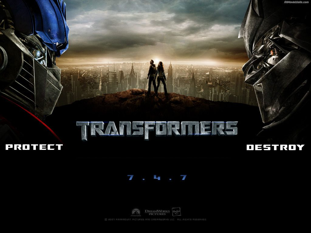 Film Review Transformers 2007 Seminar One Arts In New York City
