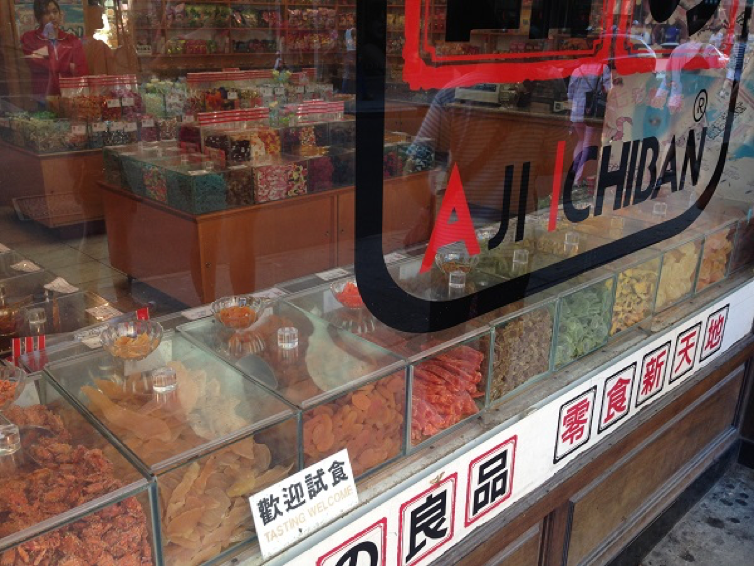 An Expedition Into Chinatown