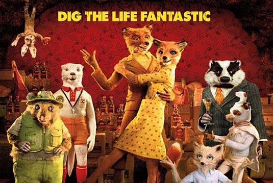 #1: Fantastic Mr. Fox (2009)