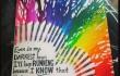 DIY Crayola Rainbow