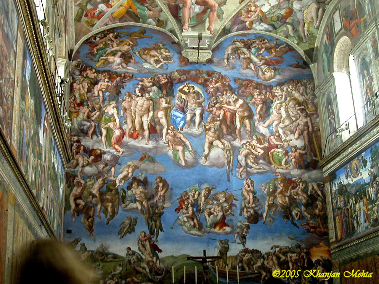michelangelos sistine chapel ceiling defining the traits of the high renaissance period Here, we present italian renaissance art characteristics and explore art from the  early and high renaissance to come up with a renaissance art definition   michelangelo, the sistine chapel ceiling (1508-1512) (photo:.