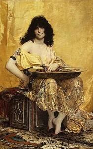 Henri Regnault Salome 1870