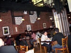 Inside Gahm Mi Oak