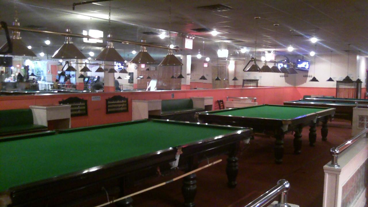 Billiard And Karaoke The Peopling Of New York 2011