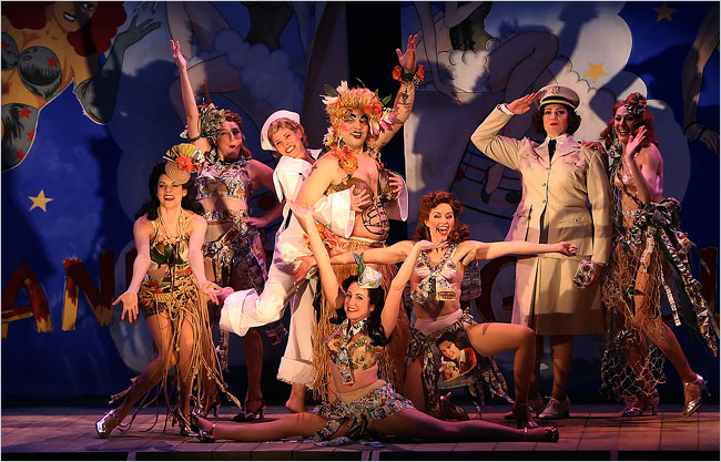the theme of racial prejudice in rogers and hammersteins south pacific In rogers and hammerstein's south pacific, the main theme is racial prejudices in rogers and hammerstein's south pacific, the main theme is racial prejudices emile tells joe that it was prejudice that he had been running away from and it was prejudice that had found him again.