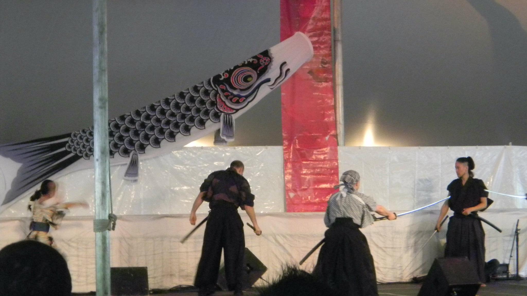Samurai Sword Soul | Cultural Encounters: Arts in New York ...