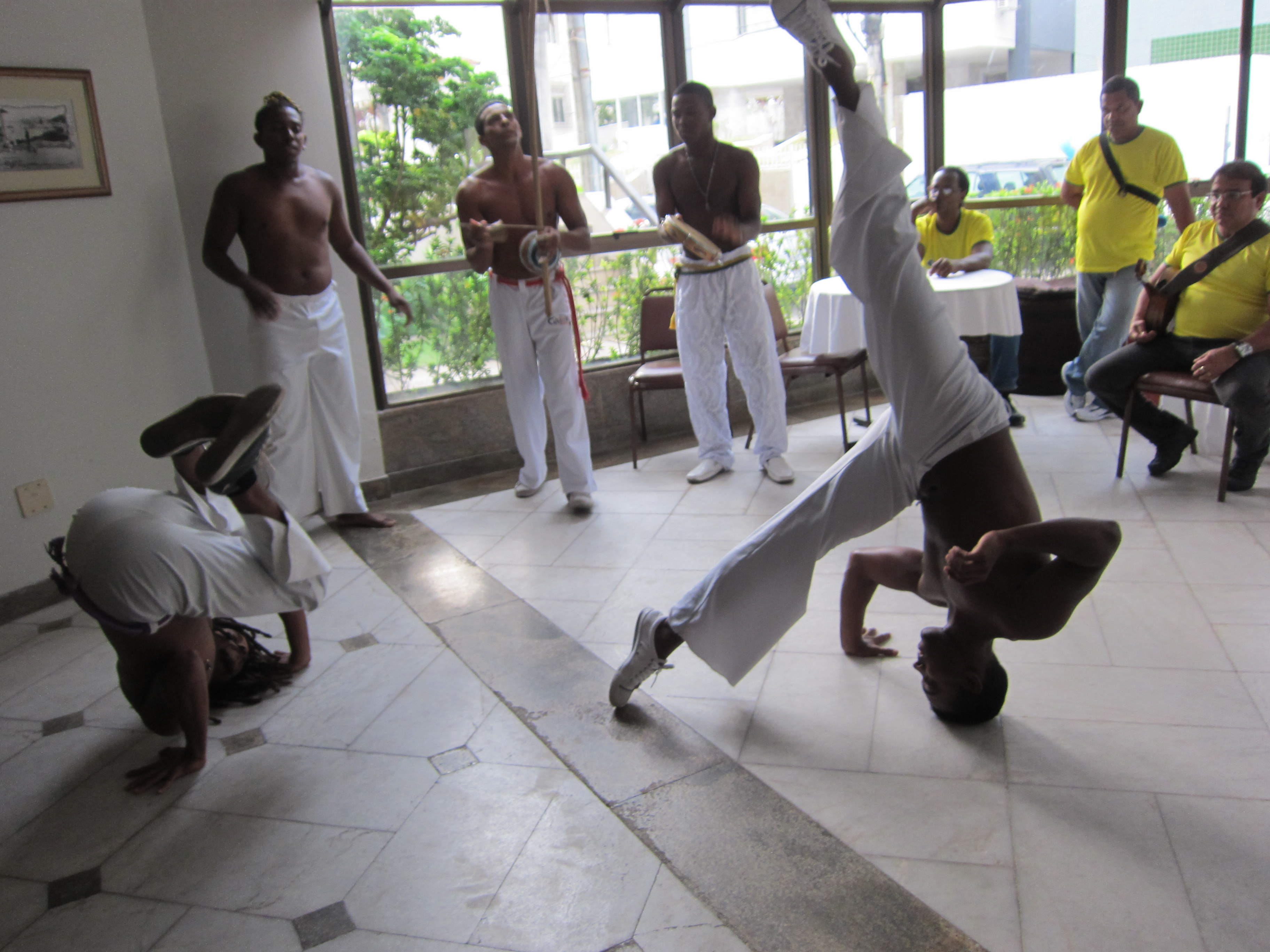 an analysis of capoeira in brazil In addition to being a powerful self-defense technique, capoeira is an expressive art form during carnaval, it is customary to use the martial art as a means of telling a story, especially in the northeastern parts of brazil.
