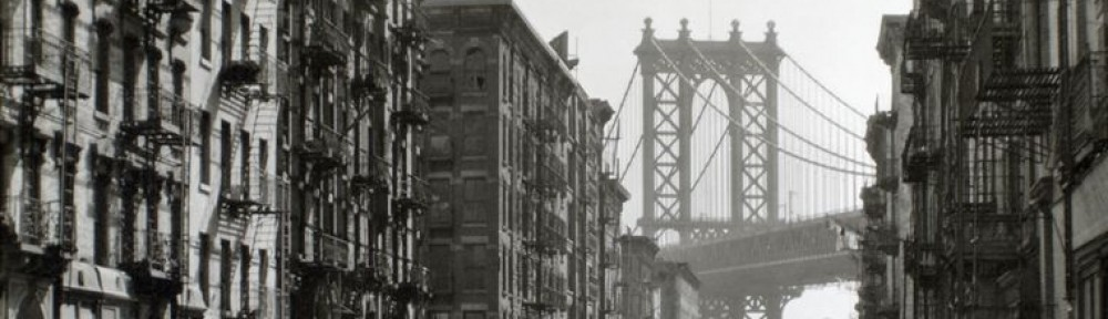 NYC Then/Now: Great Depression & Great Recession