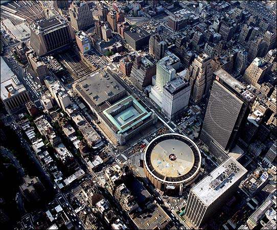 then and now madison square garden nyc then now great