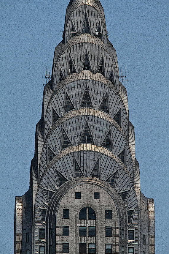 Then and Now: The Chrysler Building | NYC Then/Now: Great ...