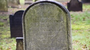John H. Ditmas was one of the founders of the church rightly buried in its cemetery.