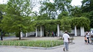 Prospect Park - Entrance