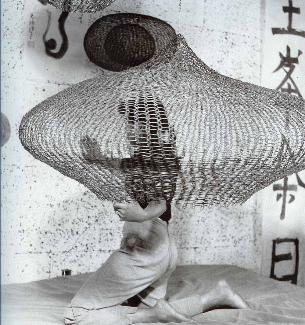 Ruth Asawa: The beauty of intricacy – Seminar 1: Arts in New York City