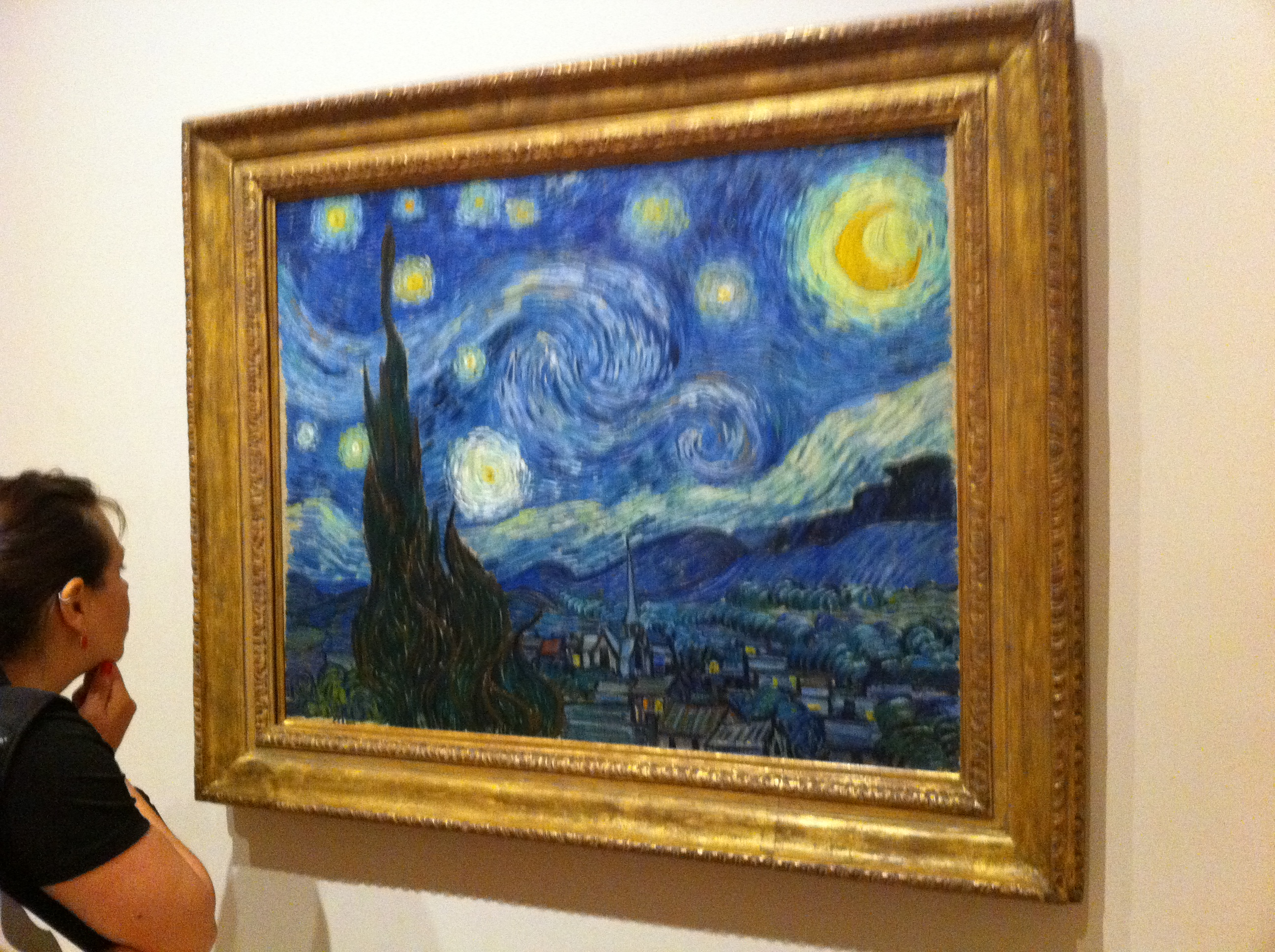 van gogh starry night essay