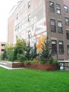Bricks & Chloroplast - High Line Park