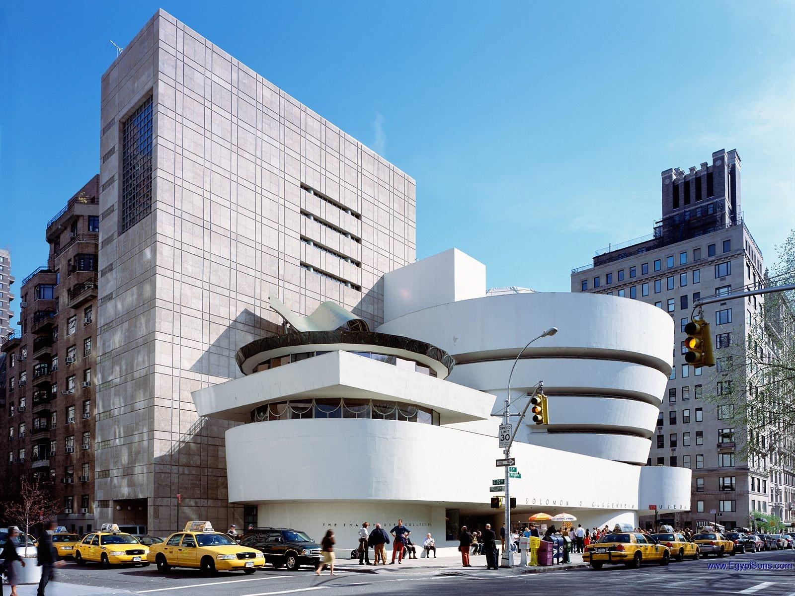 Guggenheim Visit The Arts In NYC Art Upstairs Downstairs