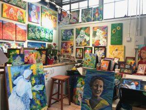 Carmen Ayala's Art Shop