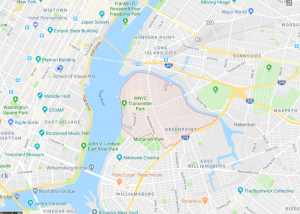 Greenpoint Brooklyn Subway Map.Greenpoint Gentrification In Nyc Rosenberg 2018