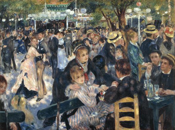 i love impressionism