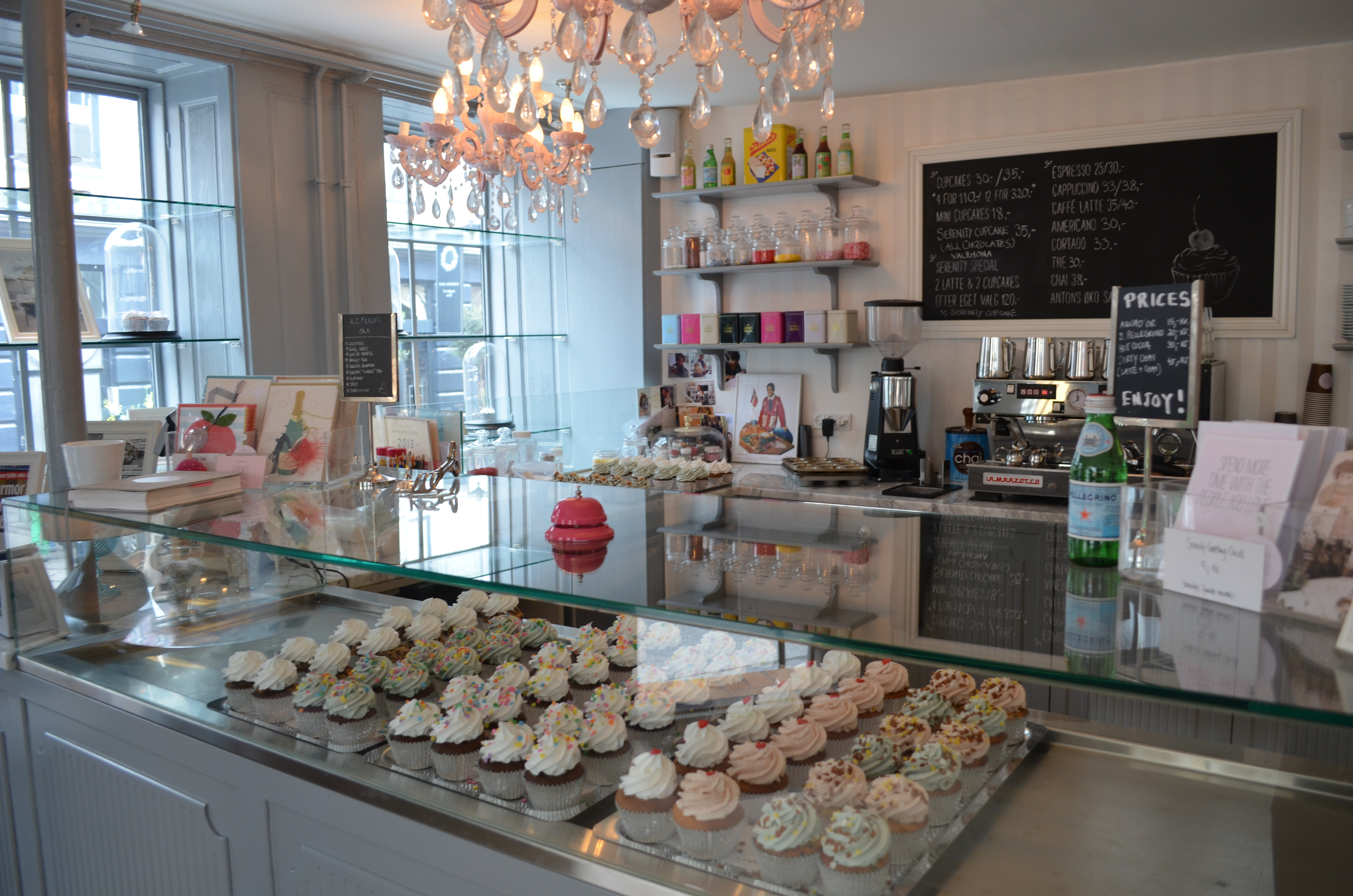 cupcake shop Are you ready there's' no time for daydreaming, for cute tiny customers will come flooding into your shop any time now looking for the yummiest cupcakes be ready to attend to them all and make their sweets fantasies come true.