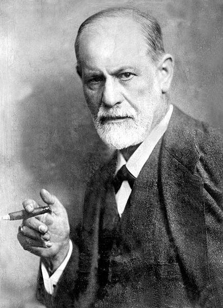Sigmund Freud photo