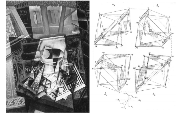Henderson The Fourth Dimension And Non Euclidean Geometry In Modern Art