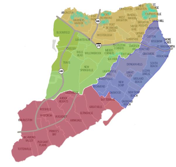 Staten Island Sri Lankan Population