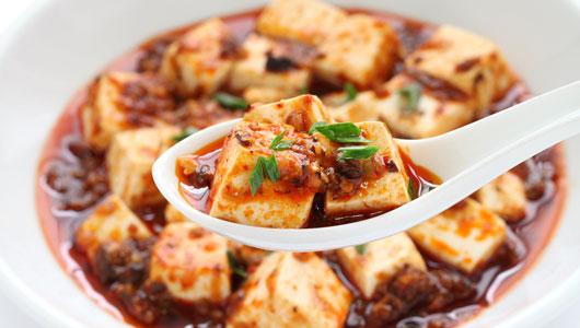 mapo tofu vegan mapo tofu in noodle bowl recipe vegetarian mapo tofu ...