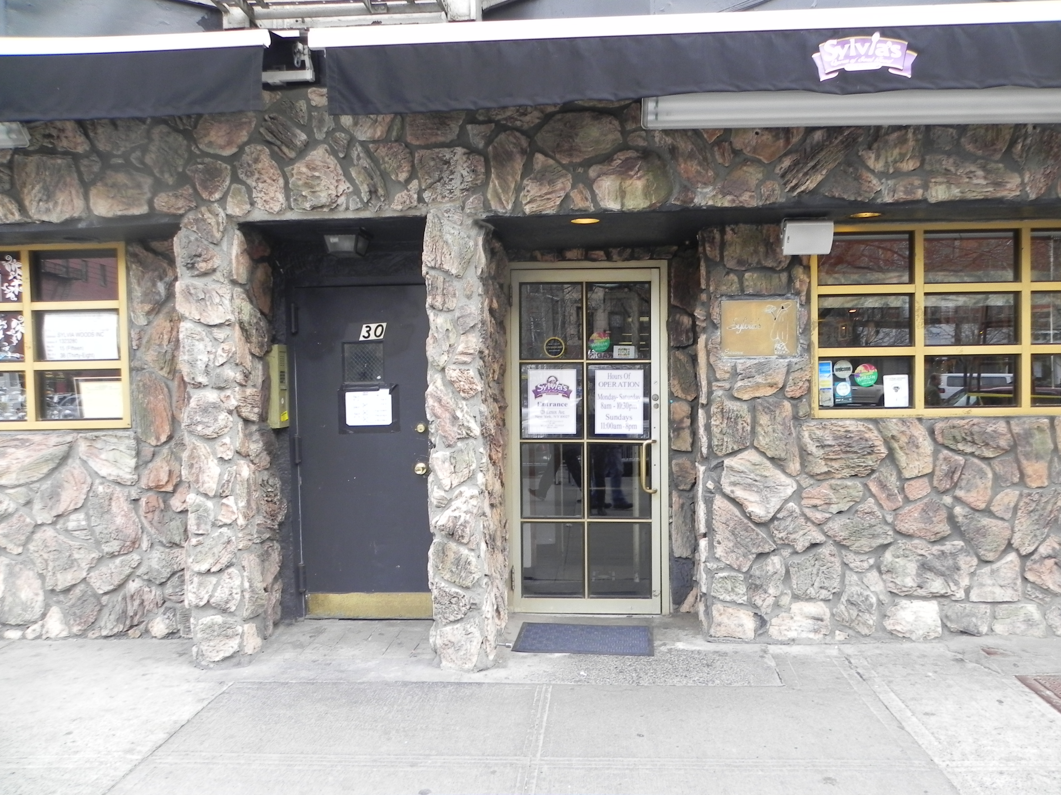 Sylvia's Queen of Soul Food Restaurant | THE FOOD COMMUNITIES OF NYC