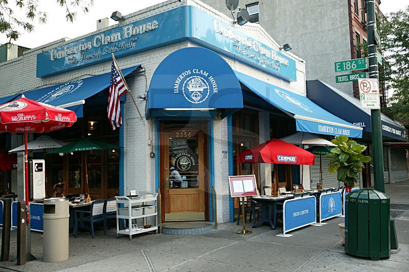 An Italian Clam House – Diana | THE FOOD COMMUNITIES OF NYC