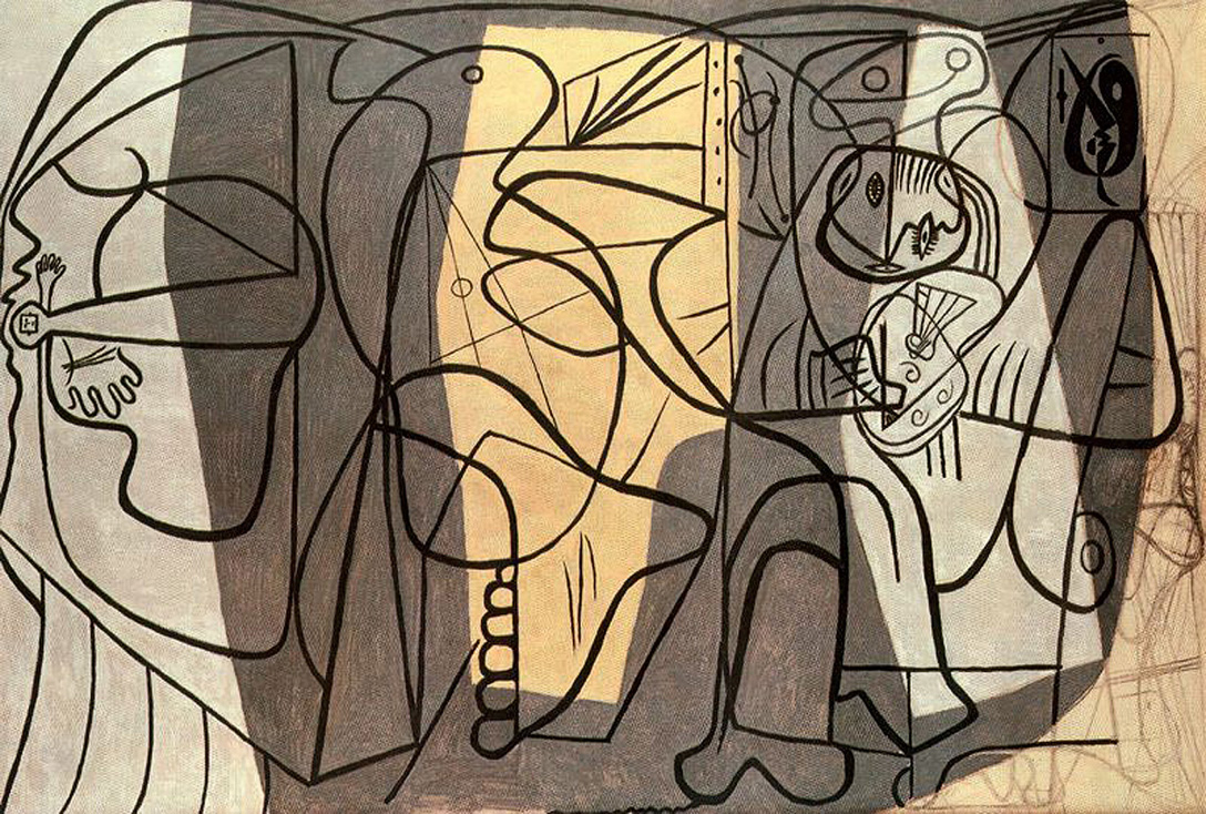 Line Art By Picasso : Saper galleries is the source for pablo picasso original graphics