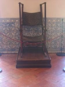 Philip II's Chair
