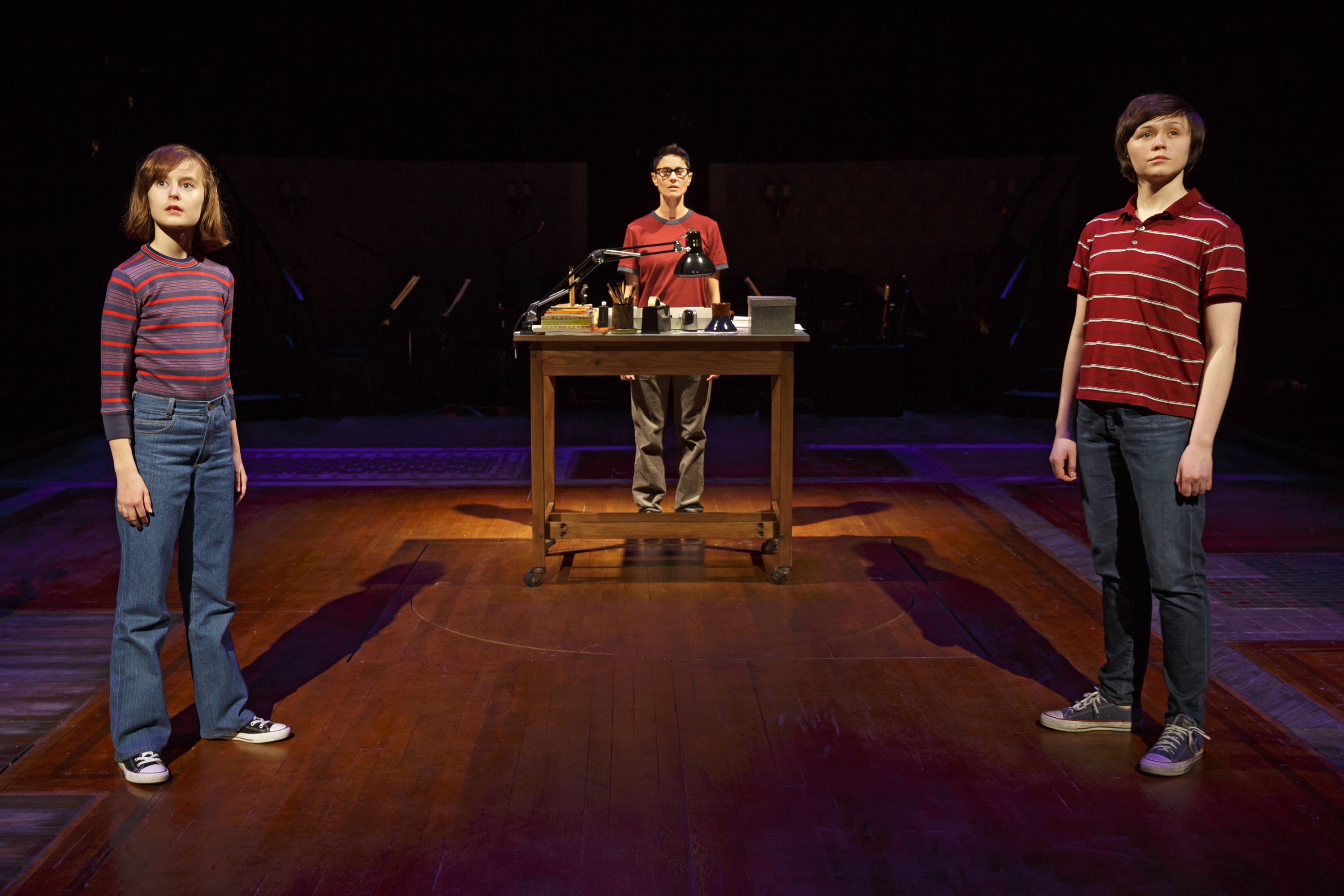 """Like Father, Like Daughter: """"Fun Home"""" on Family – The"""