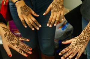 Bollywood Henna Night