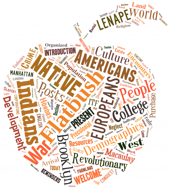 This Tagxedo word cloud was generated from all the text on our website.