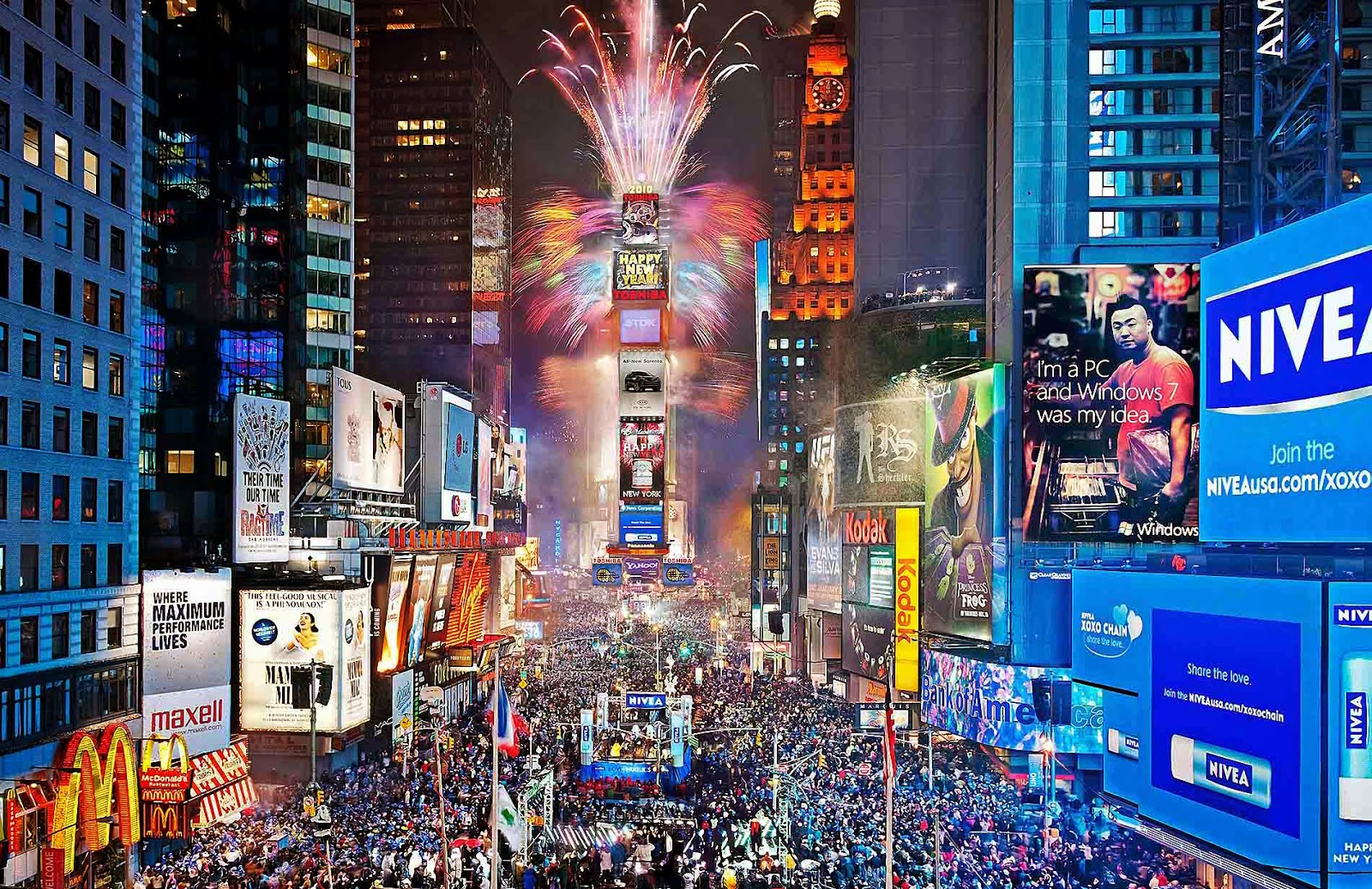 Times Square – NYC Public Spaces