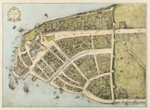 Manhattan 1660