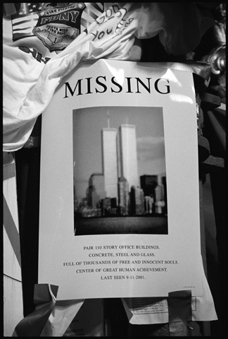 Missing Person Poster  Missing People Posters