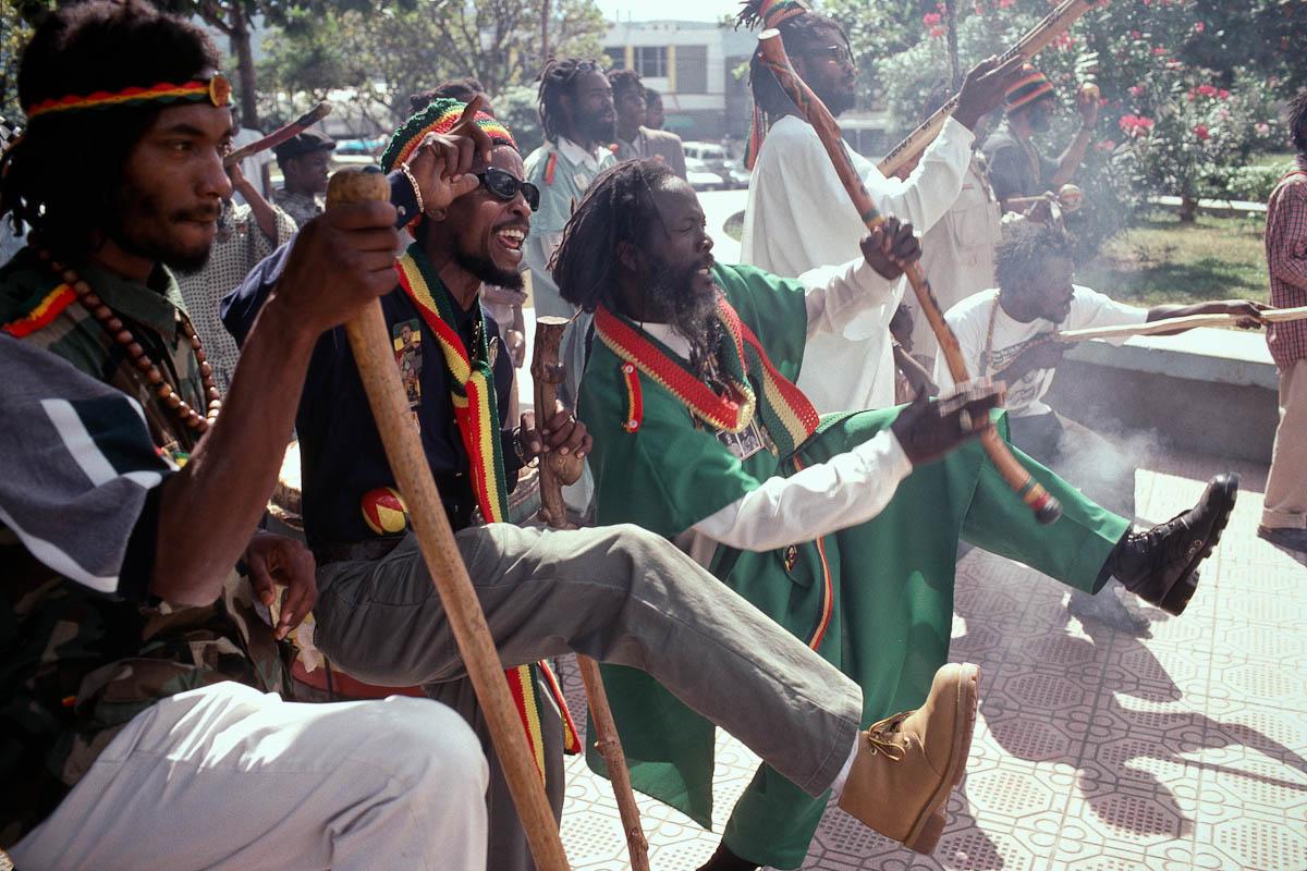 Nyabinghi | Rasta Culture in New York