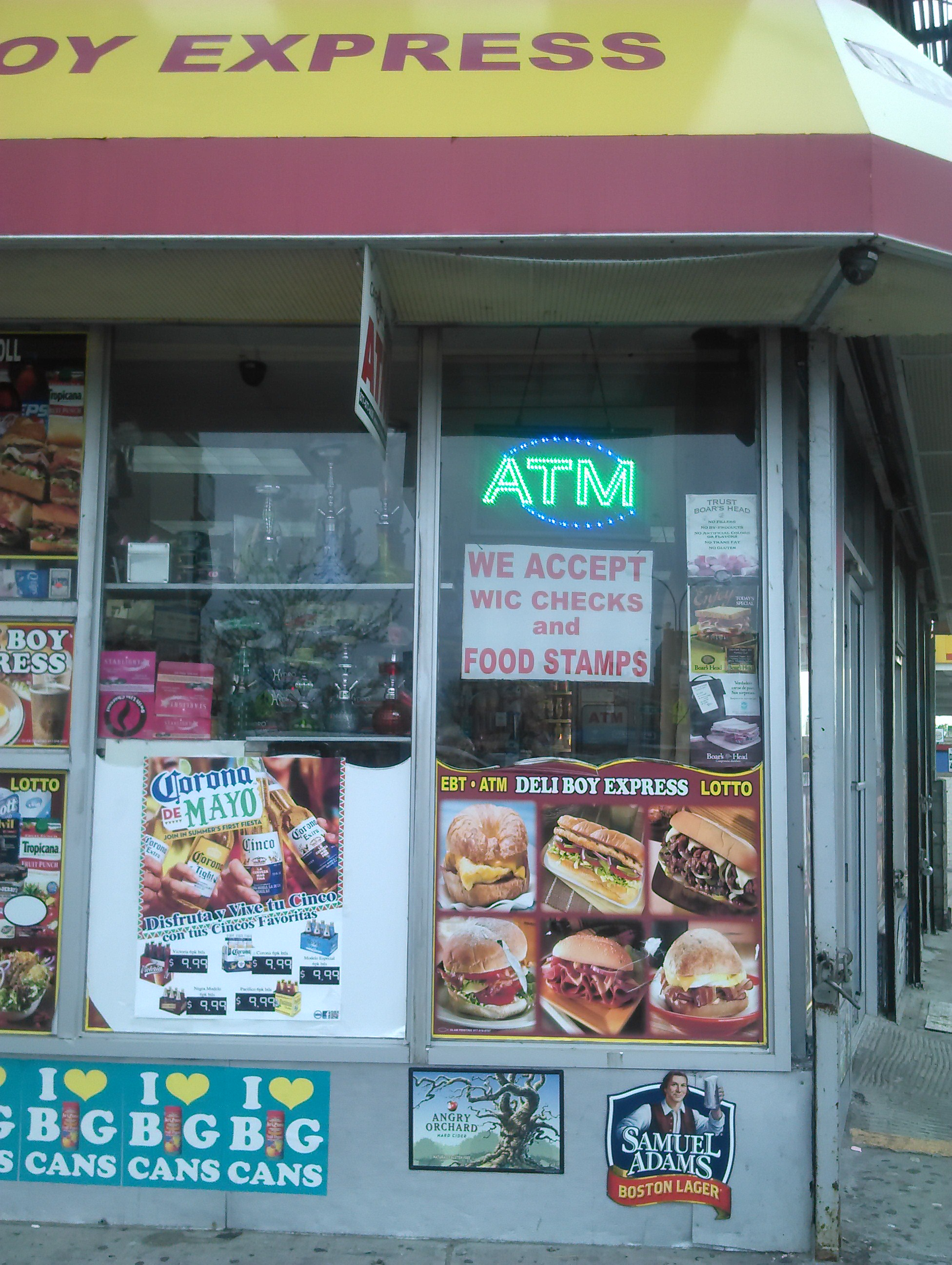 how to get food stamps in nyc
